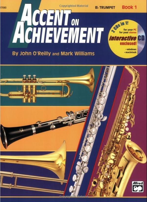 Accent on Achievement Trumpet