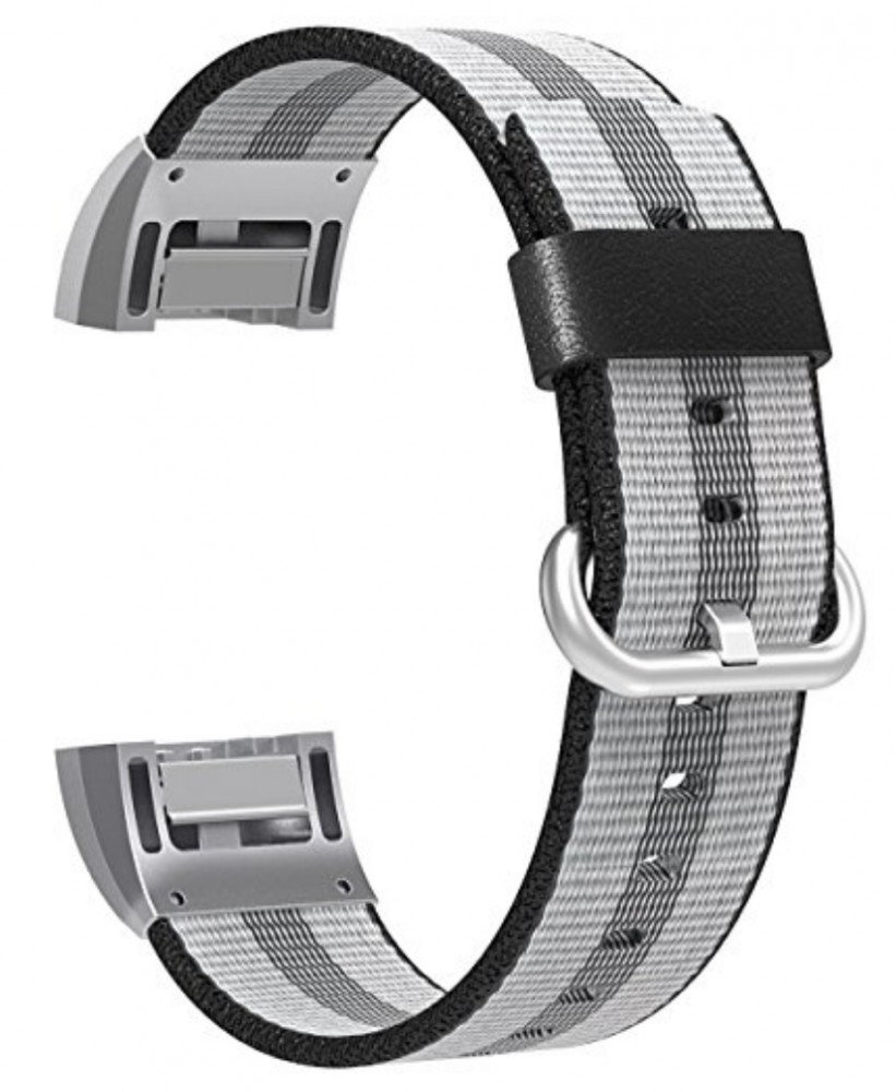 Woven Nylon Fitbit Charge 2 Band