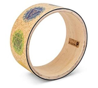 Yoloha Cork yoga wheel