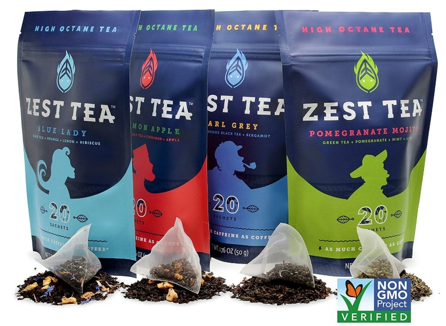 Zest Tea Choices