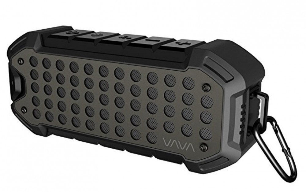 VAVA Rugged Portable Speaker