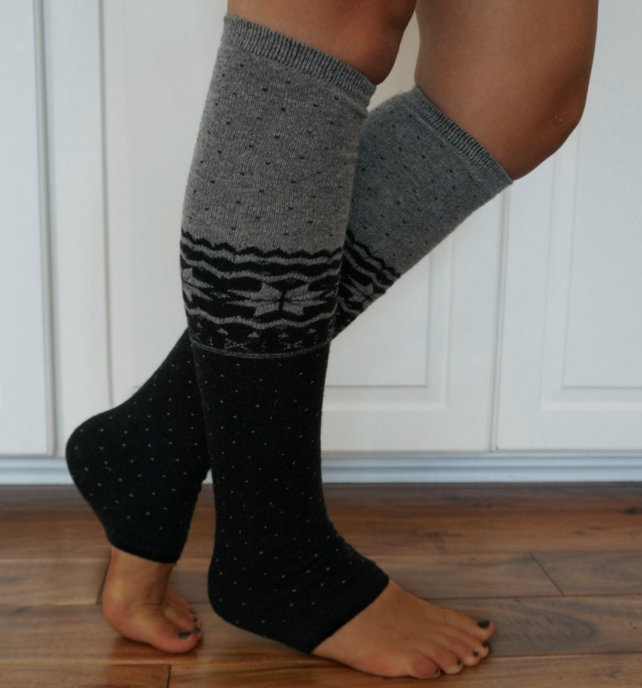 Nordic Angora Leg Warmers