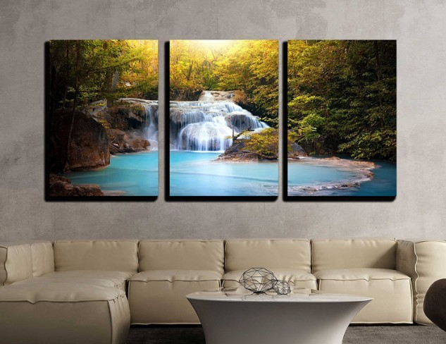 Canvas Nature Decor