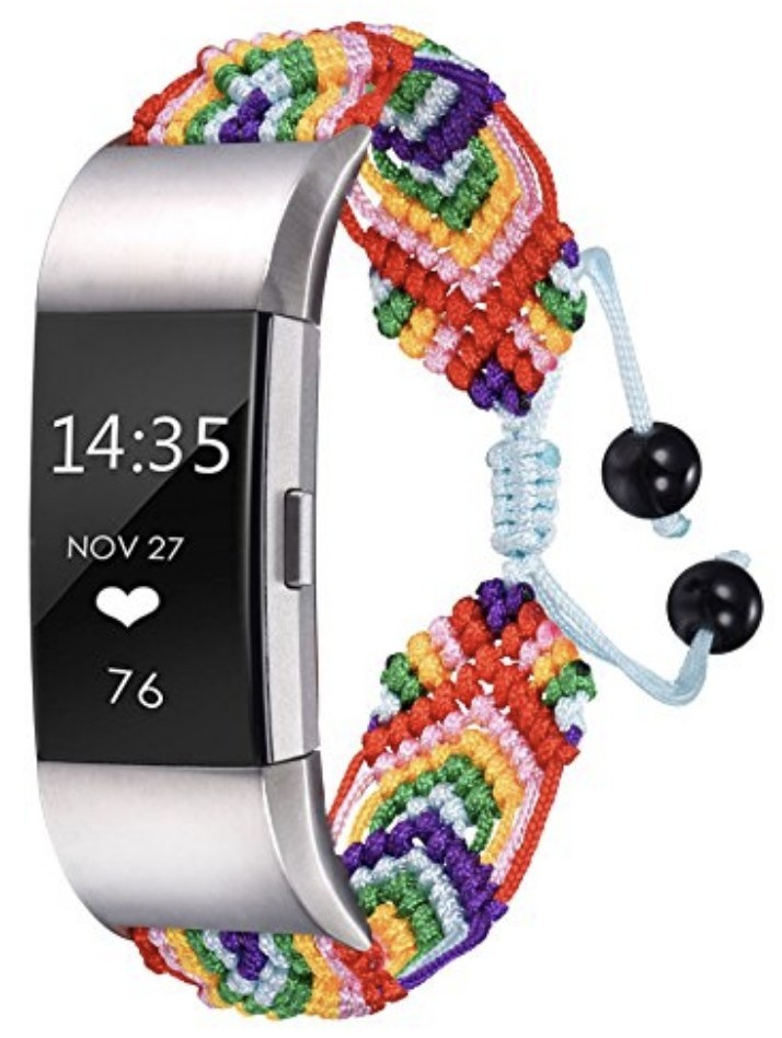 Knit Woven Fitbit Charge 2 Band