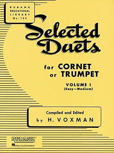 Rubank Trumpet Duets