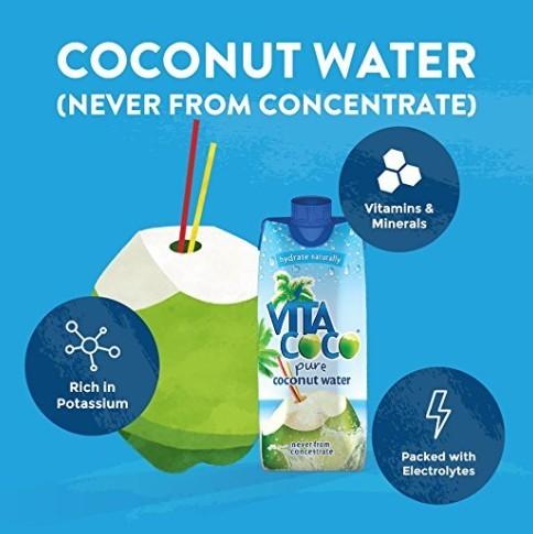Vita Coco Benefits