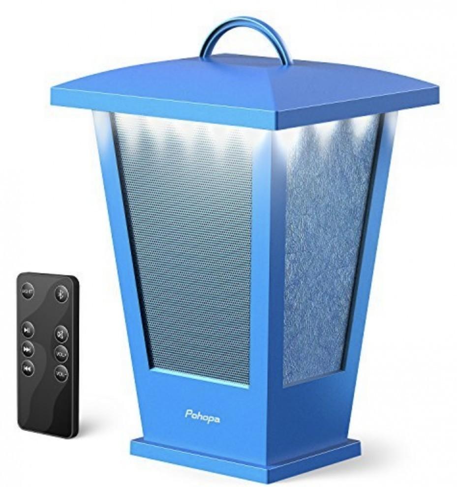 pohopa Waterproof Lantern Speaker