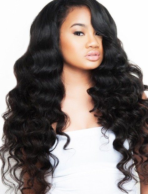Malaysian Loose Wave Bundles