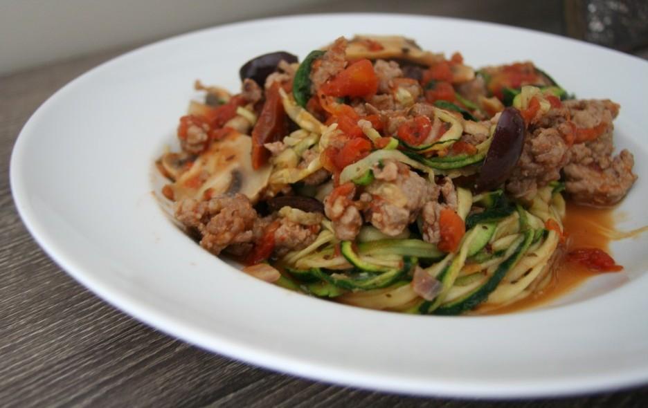 Best Mediterranean Pasta