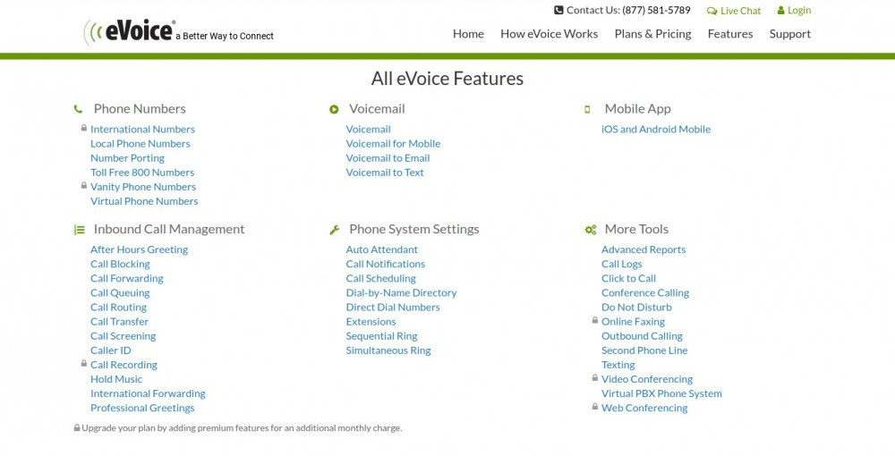 eVoice Review: The Best VOIP Small Business Phone Service
