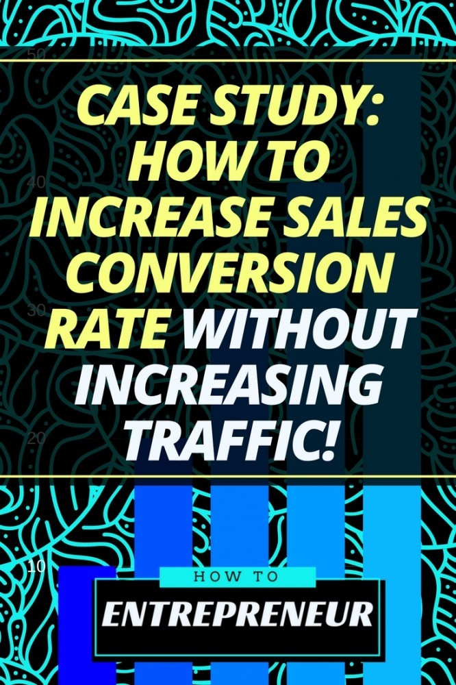 how to increase a website conversion rate