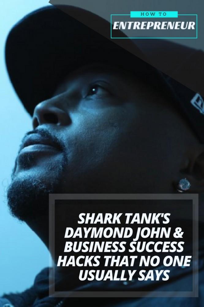 shark tank daymond john