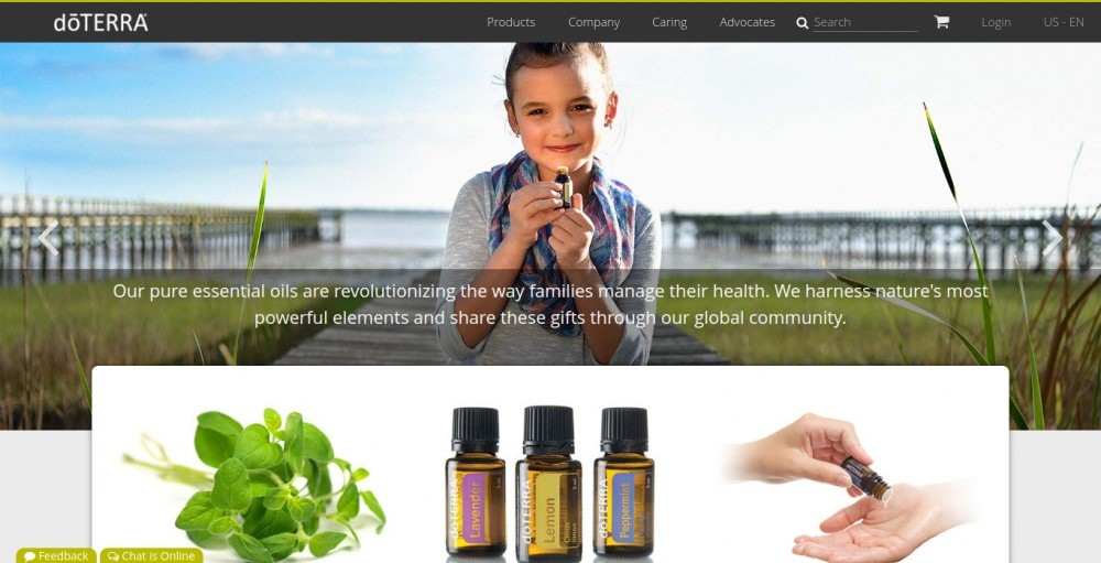 DoTerra vs. Young Living Essential Oils Review