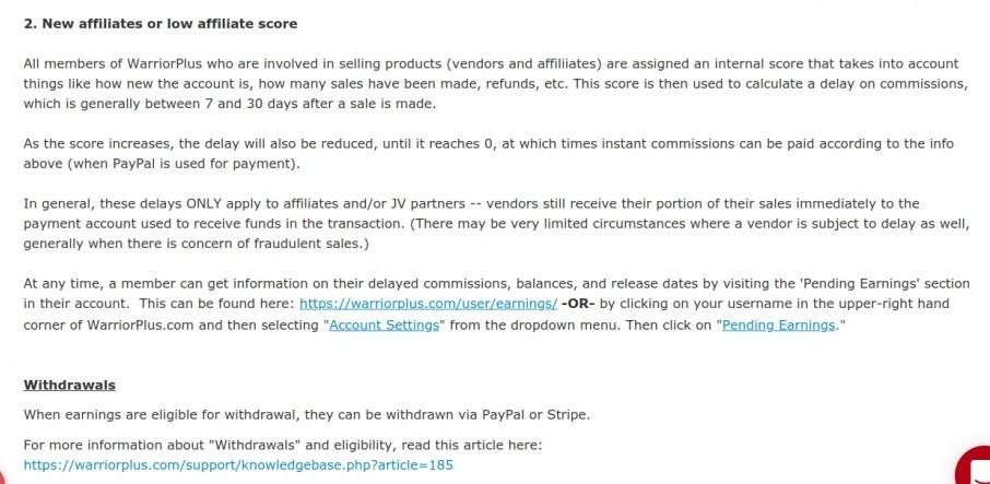 what is warriorplus.com scam legit review