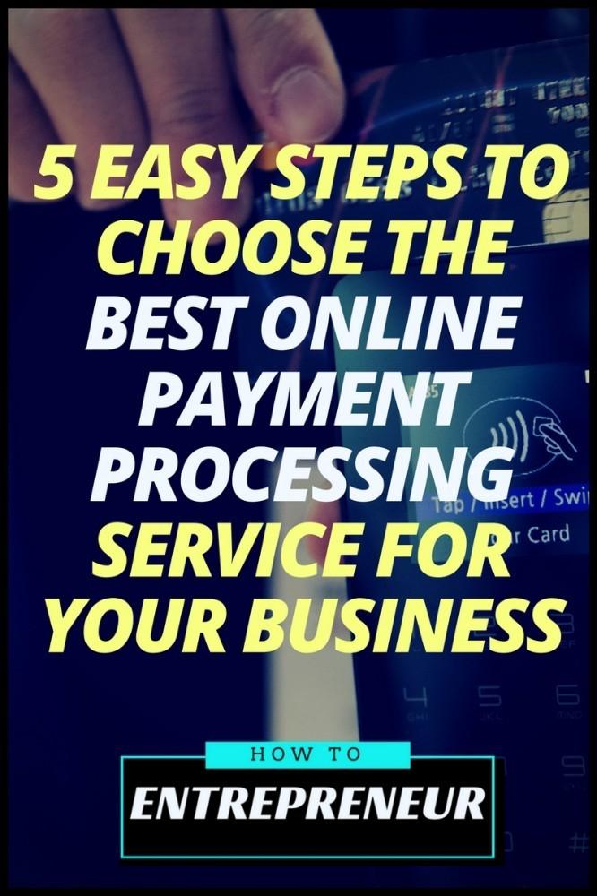 best online payment processing service