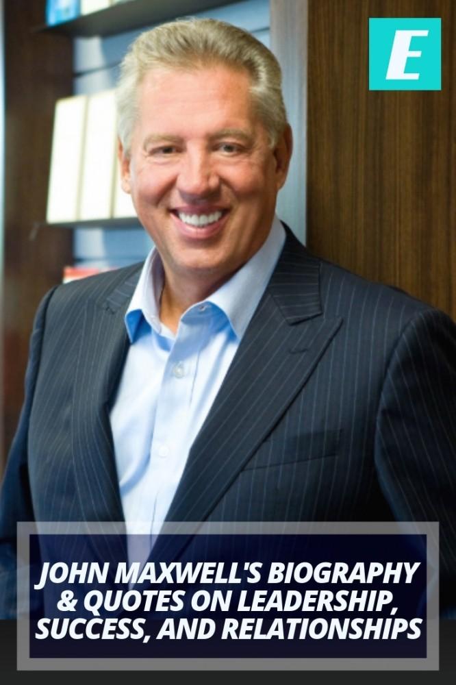 john maxwell biography