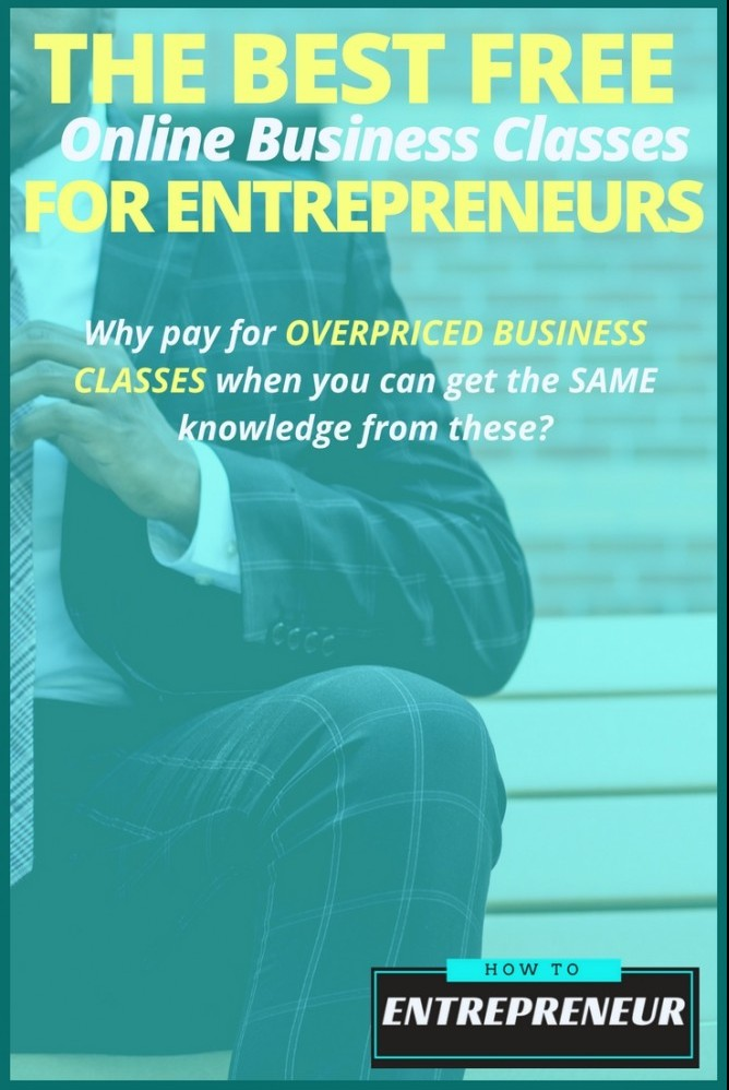 best free online business classes