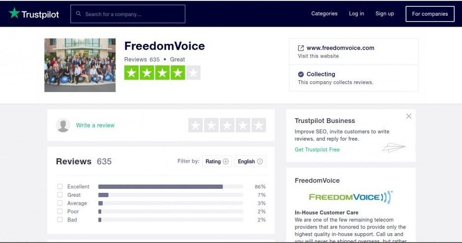freedomvoice review