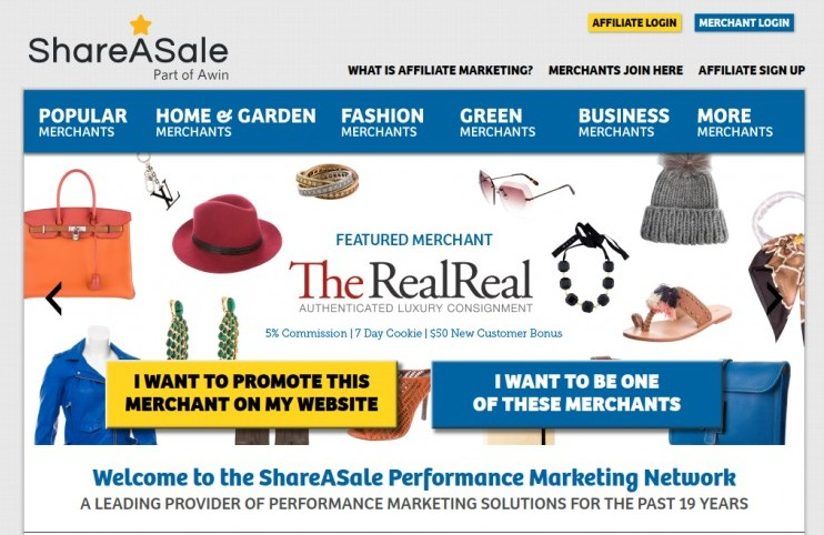 what is shareasale.com scam legit review