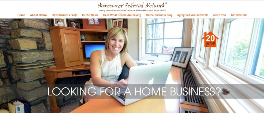 homeowner referral network review
