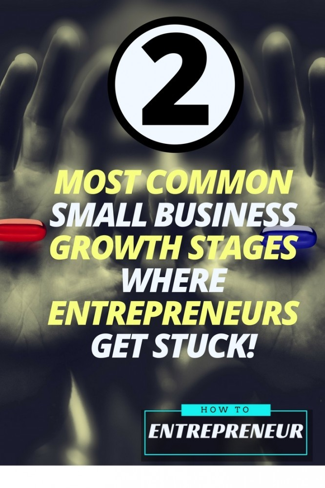 small business growth stages