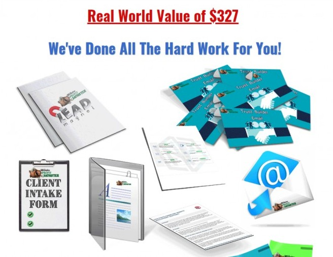 what is website profit monster