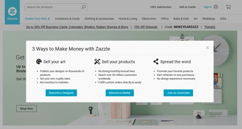 what is zazzle scam legit review