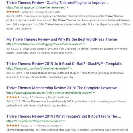 thrive themes membership review