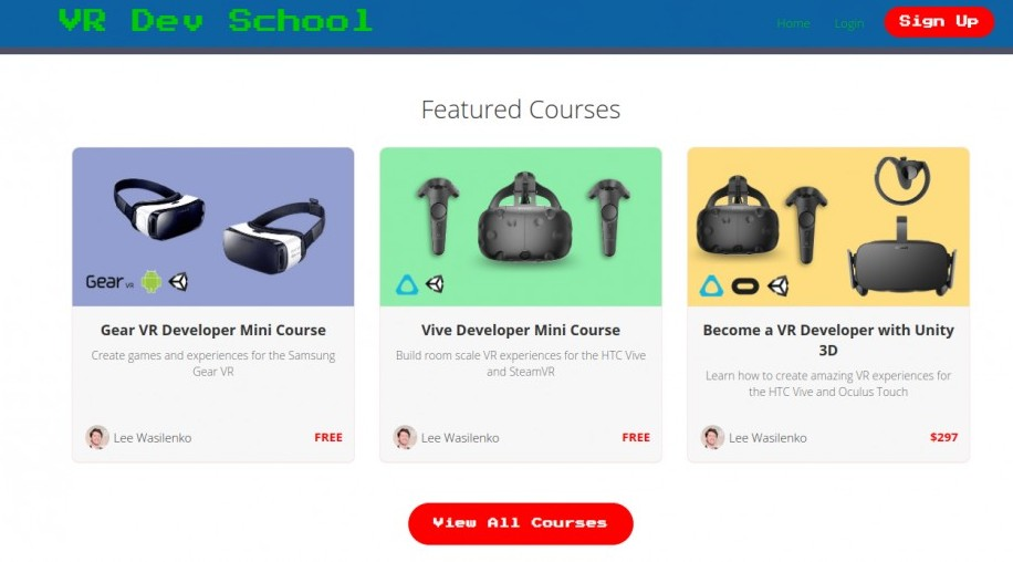 Course Creation Software   Price Reduced
