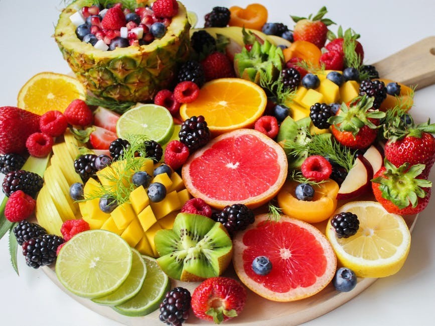 Enjoy many fruits for 'Clean Eating'