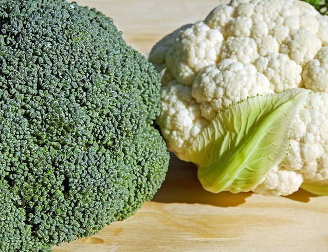 Cauliflower & Brocolli