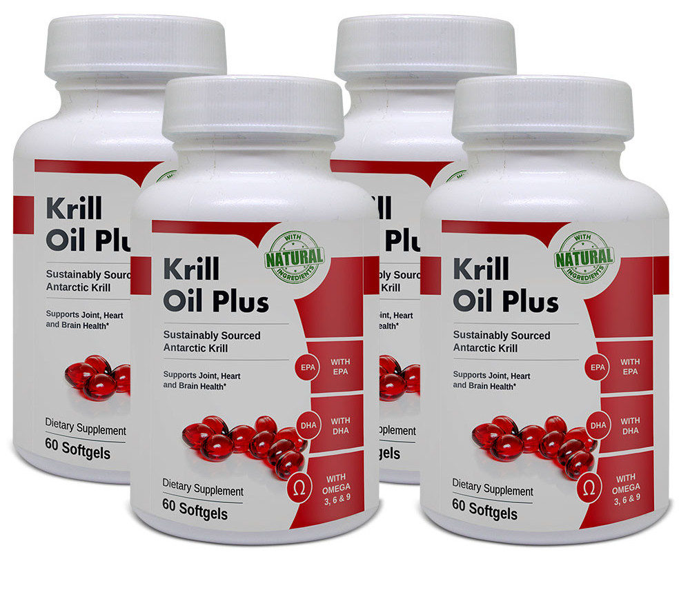 Where to Buy Krill Oil Plus