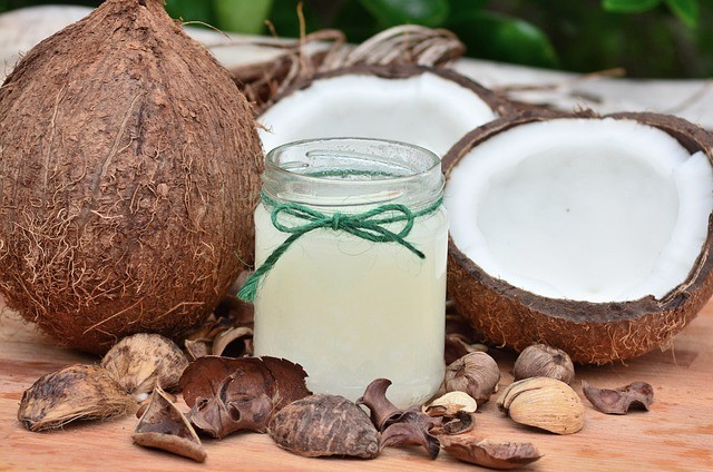 Benefits from using coconut oil
