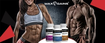 Max Gains Supplements