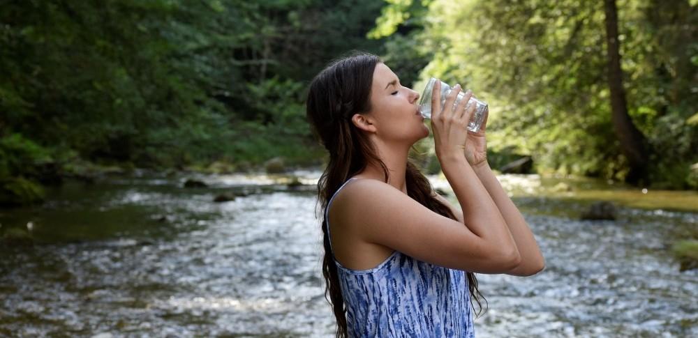 Drink Water, Not SODA!