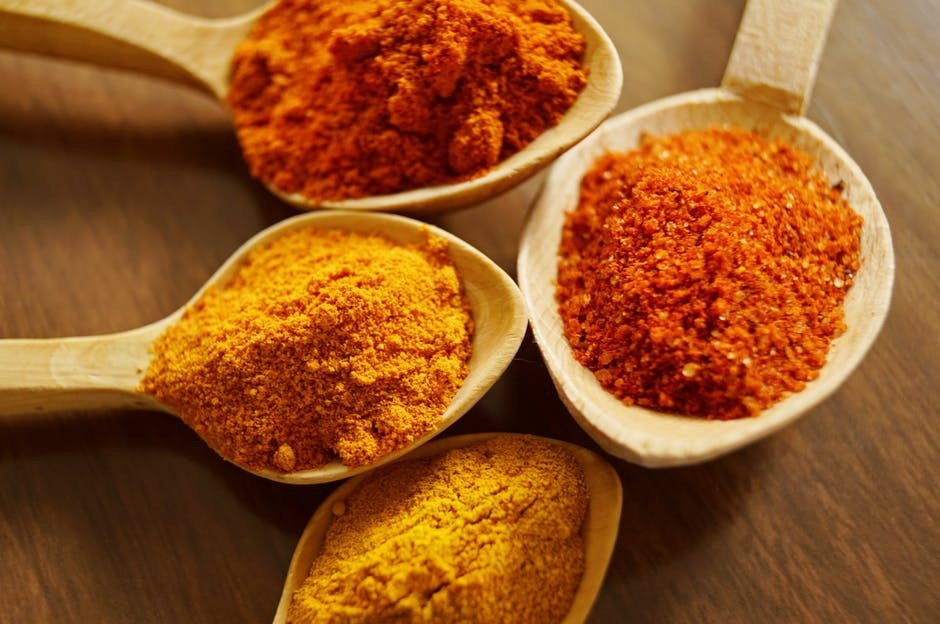 Secret Blend of Spices in Turmeric