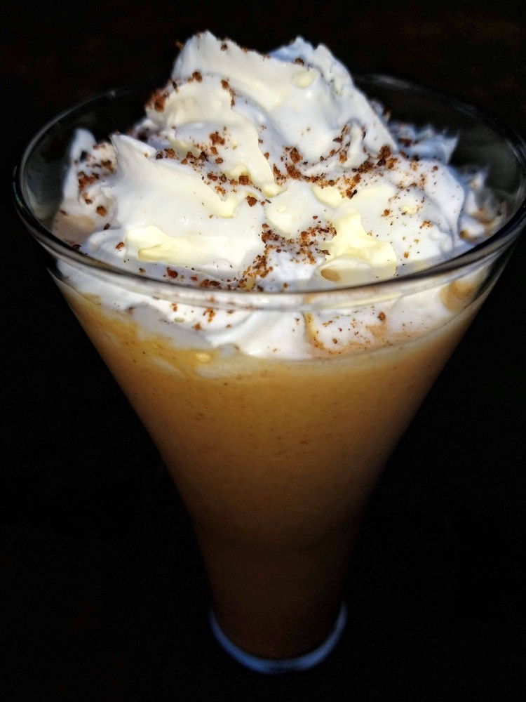 Easy Pumpkin Spice Shake - Diet Smoothies for Weight Loss