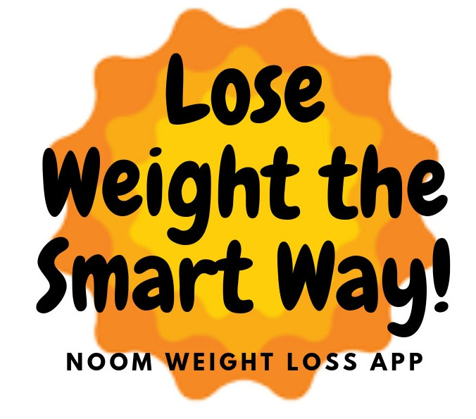 Lose Weight the Smart Way with Noom weight loss app!