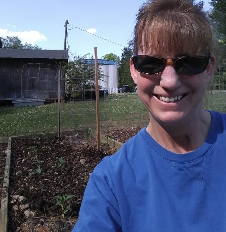 Growing my Garden