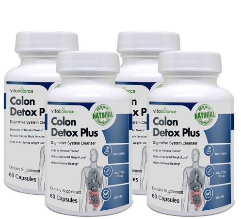 Colon Detox Plus by Vita Balance