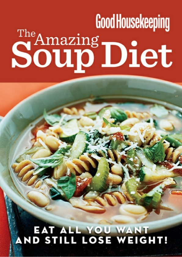 Good Housekeeping Amazing Soup Diet, eBook