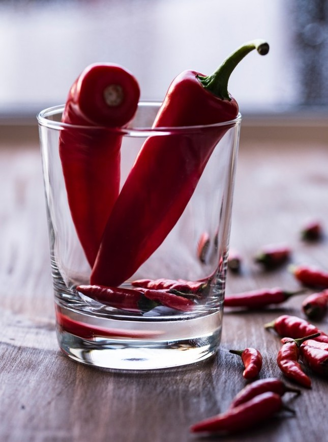 Detox with Cayenne Pepper