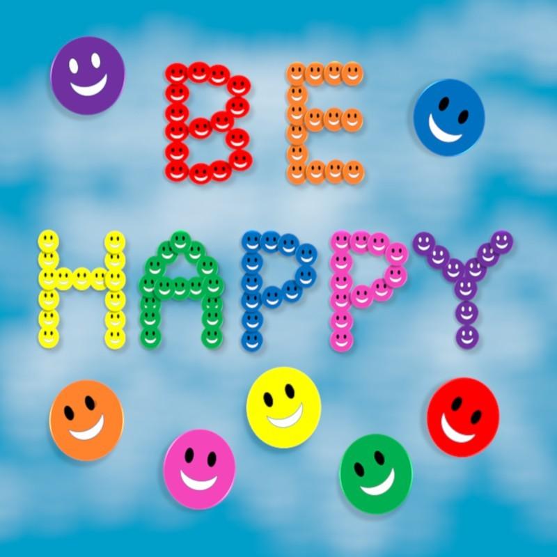 carefree happy