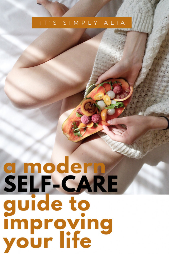 What is self-care? Is it about going to spas or going to vacations that you probably will go once a while? It's wayyy more than that. It's all about taking care of yourself in so many levels. And it also has great benefits for improving your life. Check out this modern self-care guide and improve your wellbeing this year.