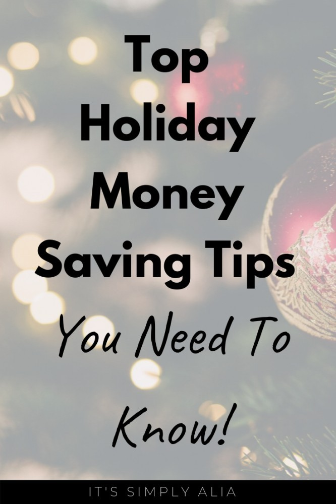 Need to save some money for the holidays? Read the top holiday money-saving tips to help you save money and enjoy the holiday without the stress.