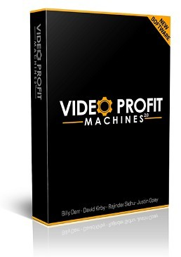 Cover photo of Video Profit Machines 2.0