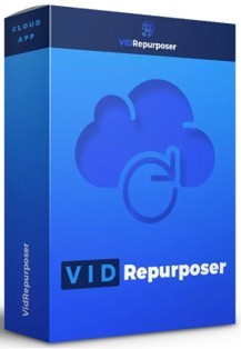 This is a picture of the VIDRepurposer logo