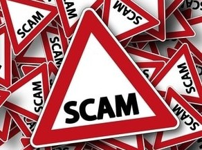 The reason affiliate marketers fail is scams