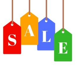 look for sales in retail arbitrage