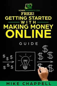 this is a picture of a free guide to help get started online without Fast Profits